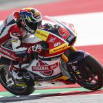 NAVARRO MISSES OUT ON FRONT ROW AT RED BULL RING