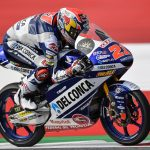 DIGGIA ON GOOD PACE AD MARTIN IMPROVES AT RED BULL RING