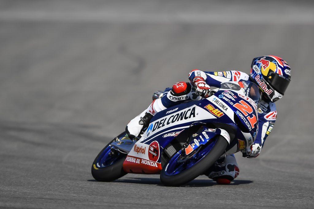 #AUSTRIANGP: DIGGIA CARICO, MARTIN CI PROVA   - Gresini Racing