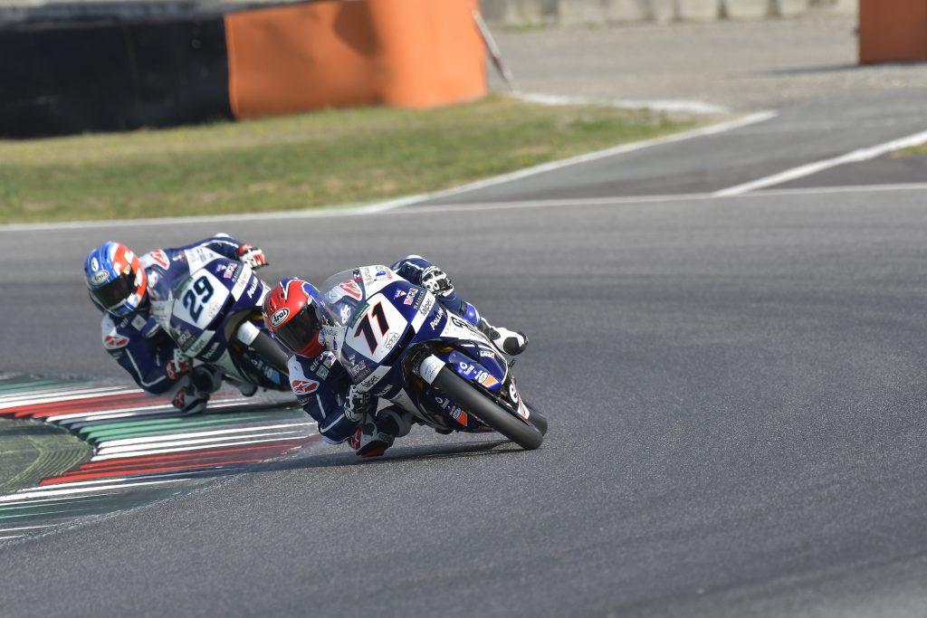 MUGELLO RACE2: ANCORA ROSSI SUL PODIO   - Gresini Racing