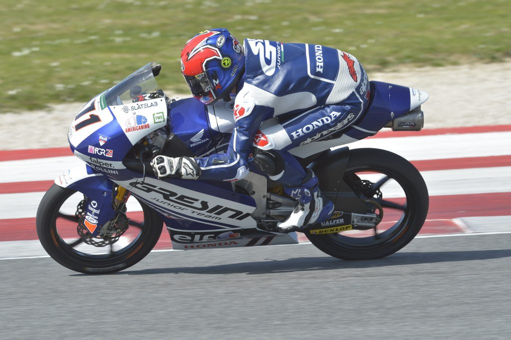 IL GRESINI RACING JUNIOR TEAM SI PREPARA AL QUINTO APPUNTAMENTO STAGIONALE    - Gresini Racing