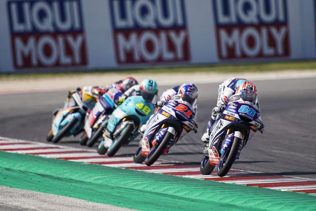 DOPPIO PODIO A MISANO: MARTIN DI NUOVO LEADER - Gresini Racing