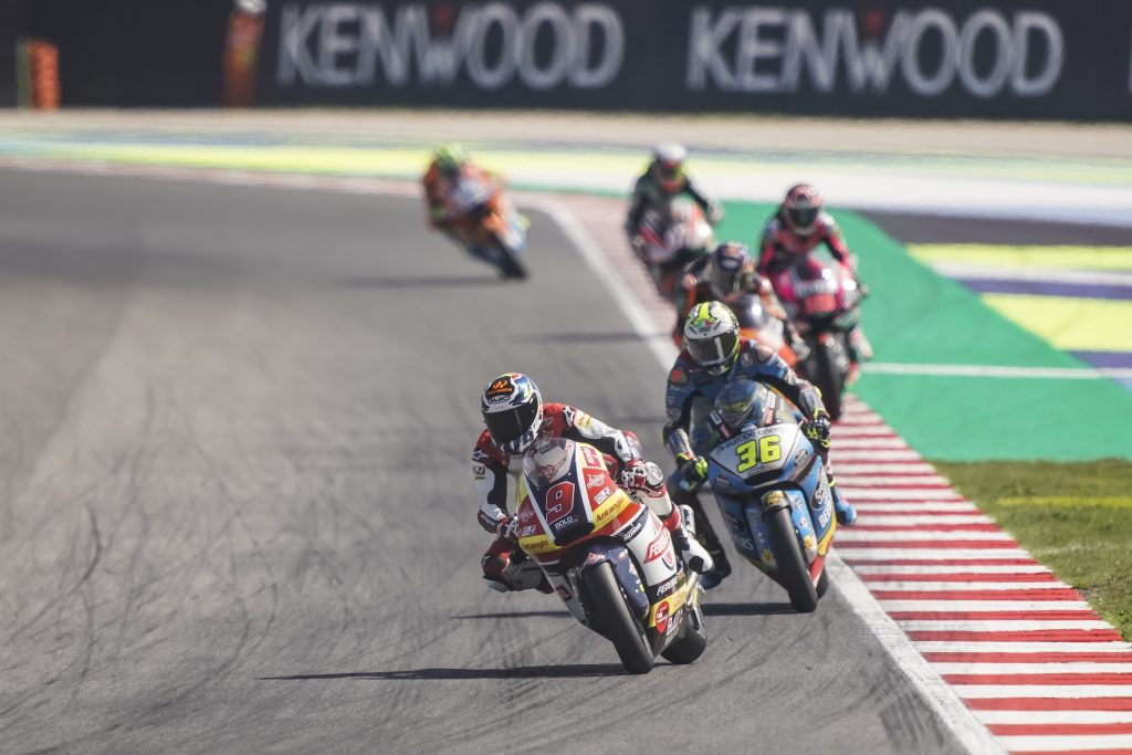 PENALTY GETS IN THE WAY OF NAVARRO'S GREAT MISANO PERFORMANCE    - Gresini Racing