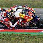 NAVARRO LOOKING FOR FIRST MOTO2 PODIUM AT ARAGON