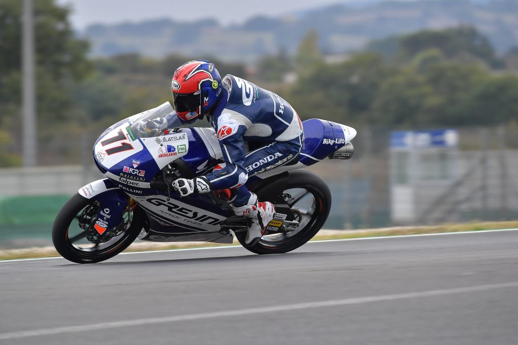 VALLELUNGA RACE1: TRIONFA SPINELLI, FUORI ROSSI E GRESINI   - Gresini Racing