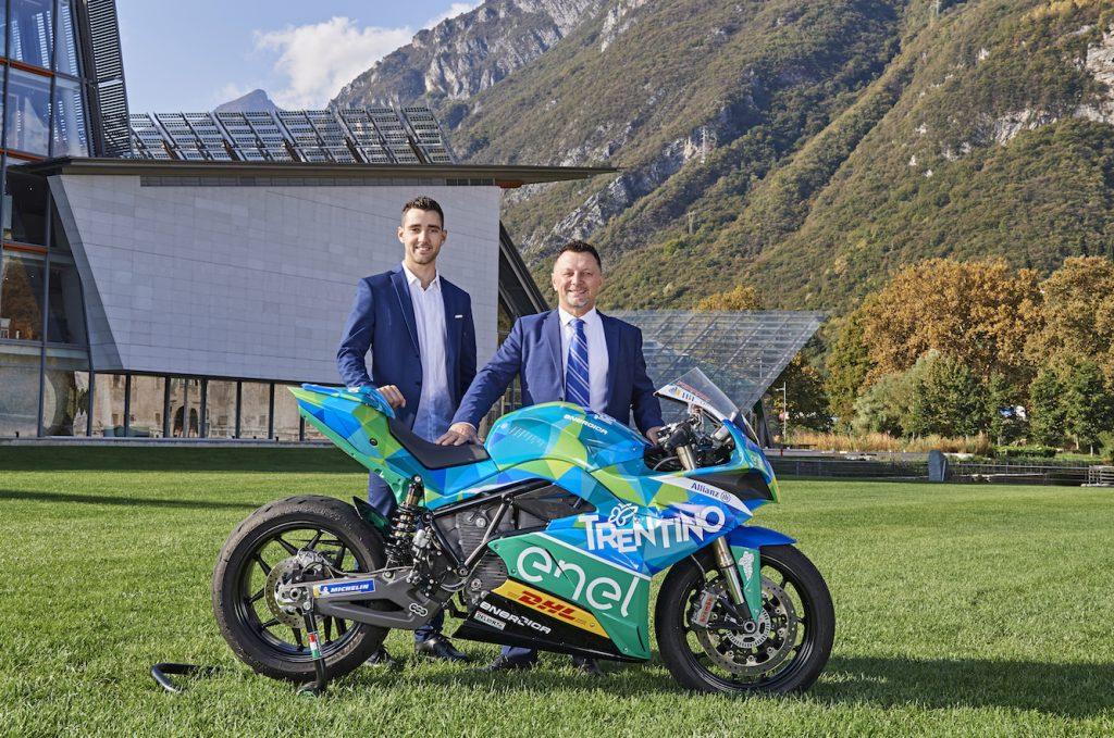 DAL 2019 UNA NUOVA AVVENTURA TARGATA TEAM TRENTINO GRESINI MOTOE   - Gresini Racing