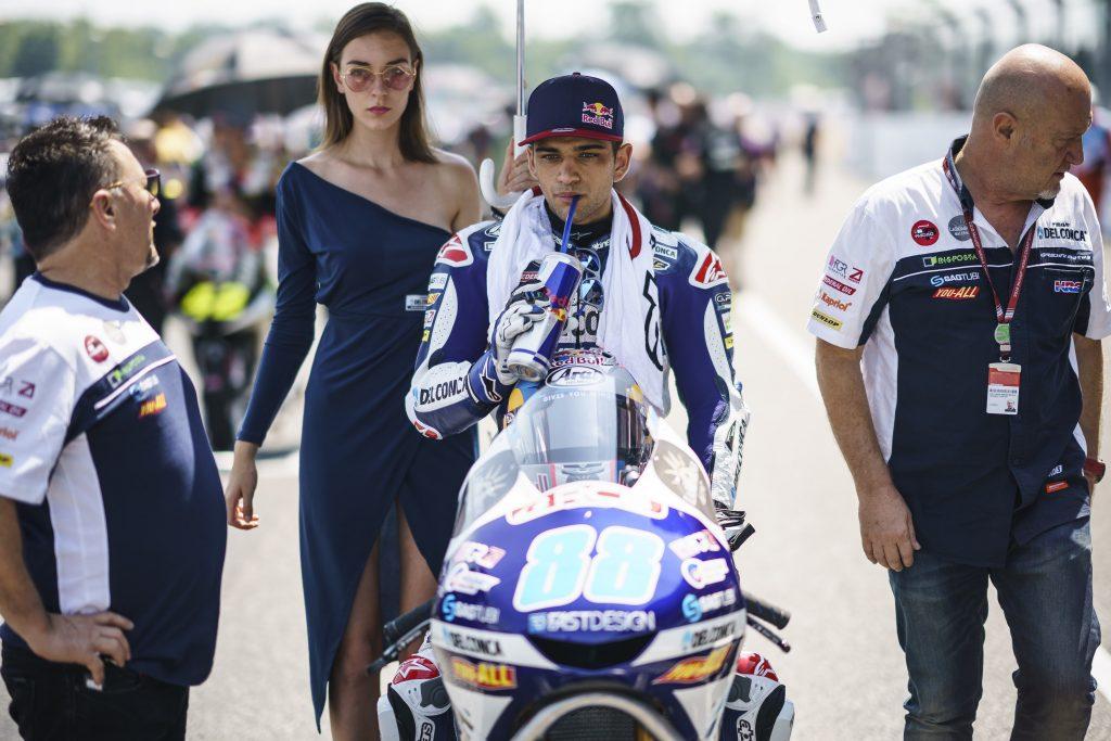 DI GIANNANTONIO WINS IN THAILAND AS MARTIN EXTENDS LEAD   - Gresini Racing