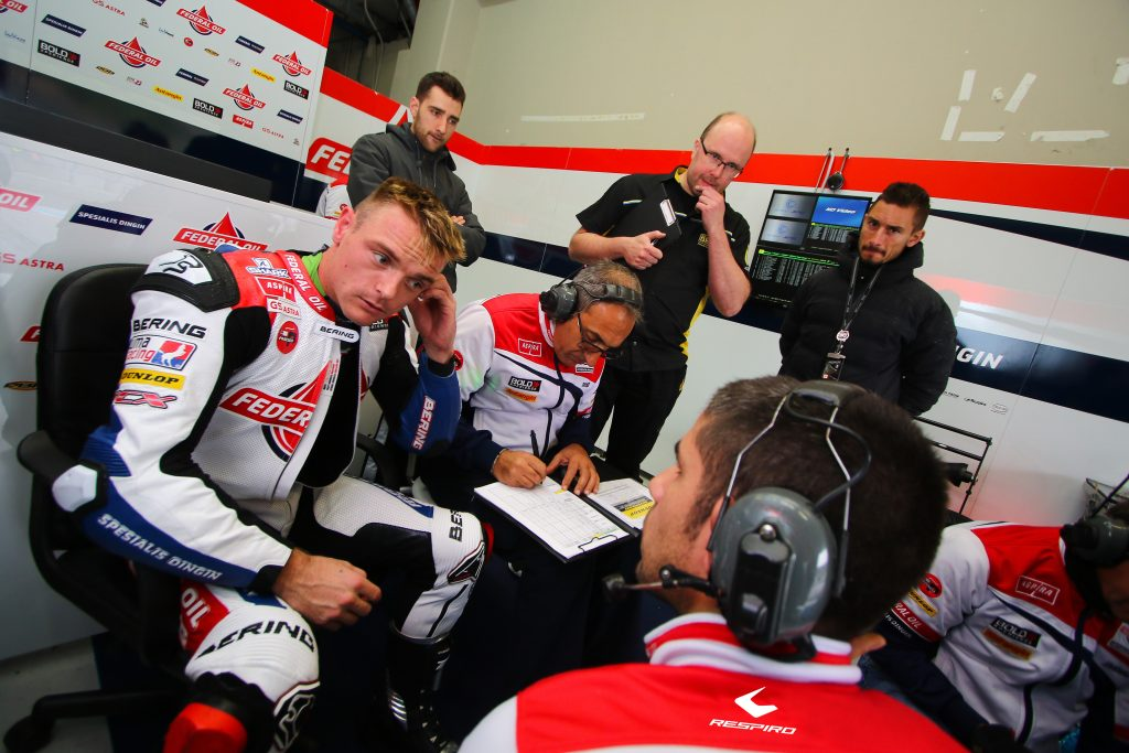 RESPIRO AND GRESINI RACING TOGETHER AGAIN IN 2019 - Gresini Racing