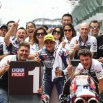 POLE AND RECORD FOR MARTIN AT SEPANG AS DIGGIA DOES NOT GIVE UP