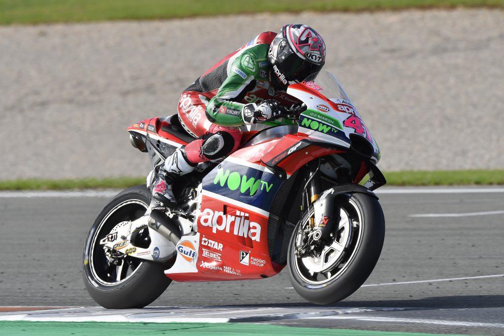 APRILIA PREPARA IL SUO 2019 CON ESPARGARO', IANNONE E SMITH - Gresini Racing