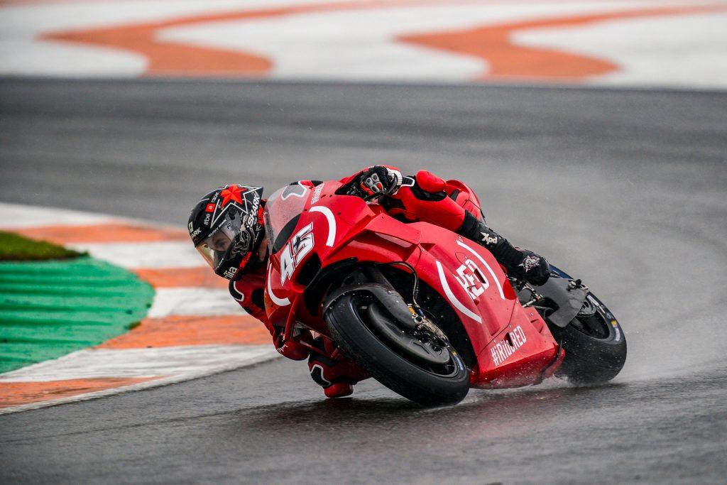 SCOTT REDDING FINISCE A PUNTI CON L'UNDICESIMO POSTO A VALENCIA - Gresini Racing