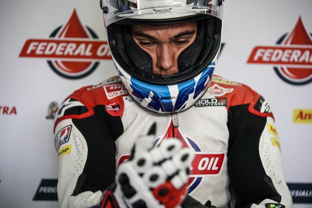 """NAVARRO: """"POSSIAMO FARE MOLTO BENE DOMANI""""   - Gresini Racing"""