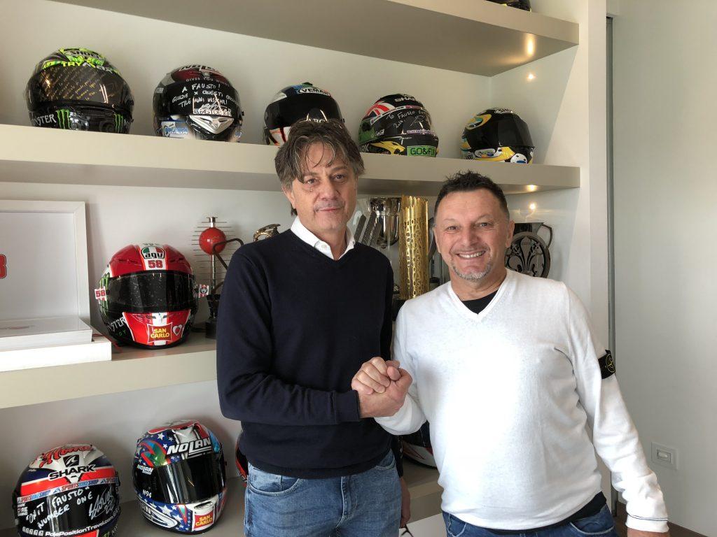 FPS AUTOMATION ENTRA A FAR PARTE DELLA FAMIGLIA GRESINI MOTO3 - Gresini Racing