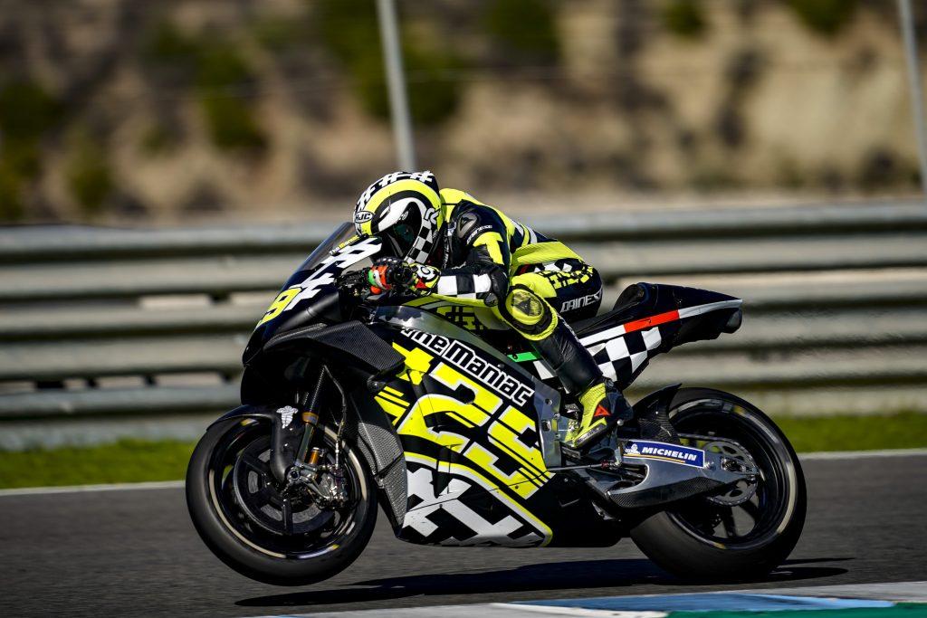 FINAL TESTS OF 2018 IN JEREZ - Gresini Racing