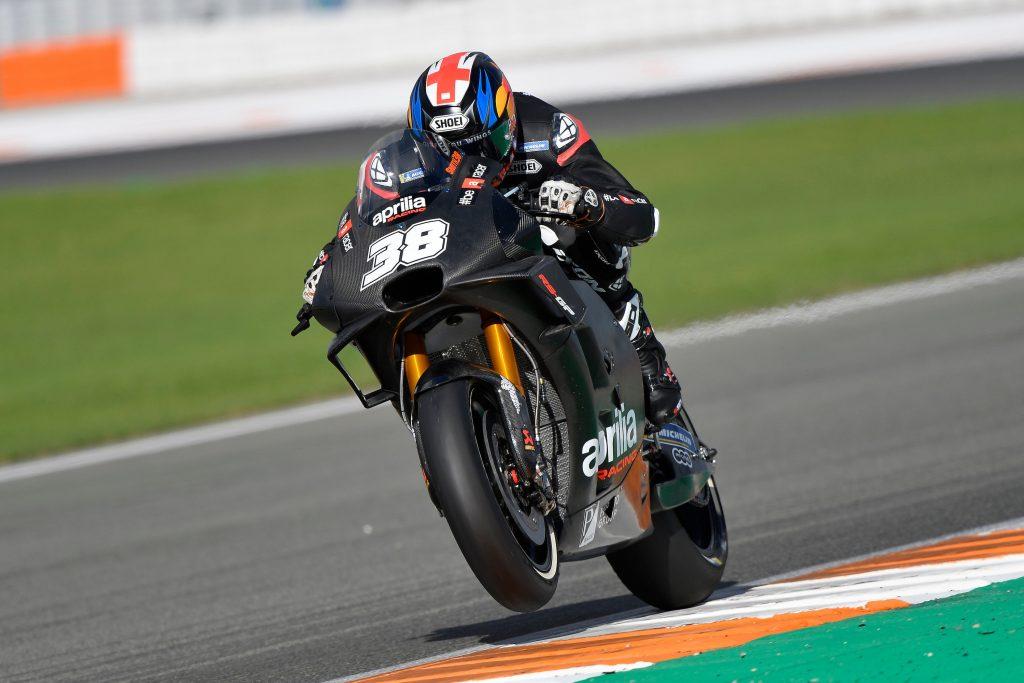 PRIMO GIORNO DI TEST A VALENCIA IN VISTA DELLA MOTOGP 2019 - Gresini Racing