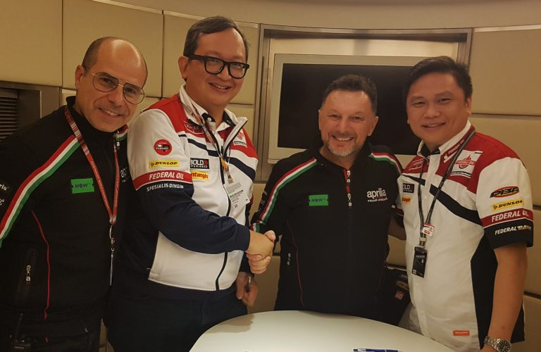 ASPIRA E GS ASTRA STAY ON BOARD IN 2019 WITH SAM LOWES