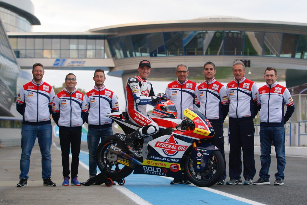 LeoVince and Gresini Moto2: still together in 2019 - Gresini Racing