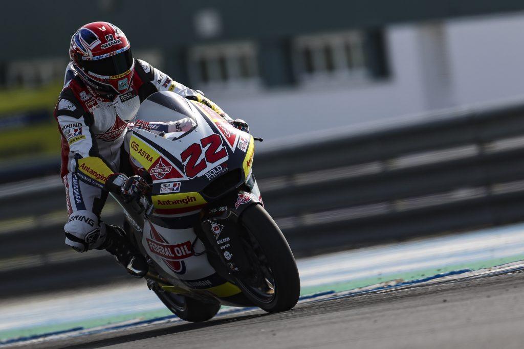 LOWES CONVINCE A JEREZ DE LA FRONTERA   - Gresini Racing
