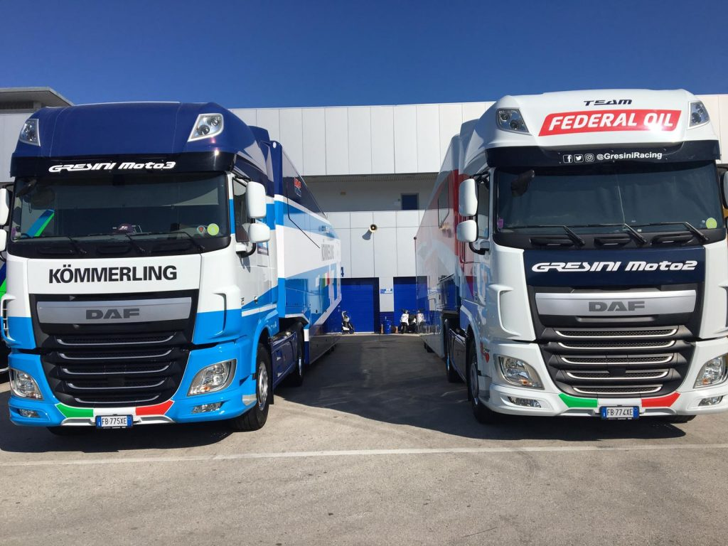 PRINTING SOLUTIONS E GRESINI RACING: ACCORDO BIENNALE - Gresini Racing
