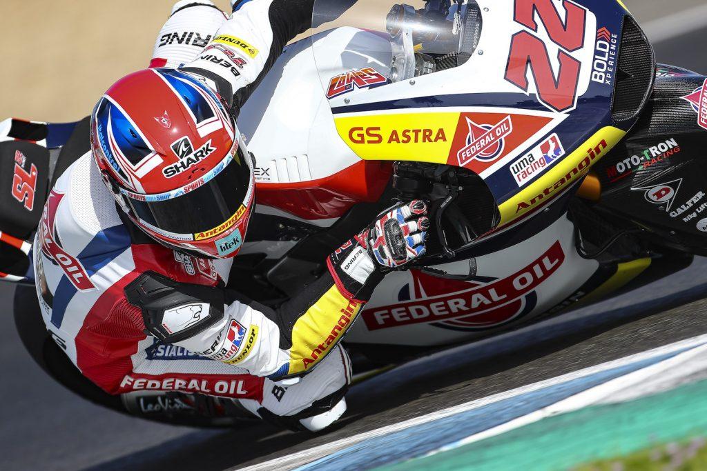 DELTOMED CONFERMA E RADDOPPIA L'IMPEGNO IN MOTO2 ANCHE NEL 2019 - Gresini Racing