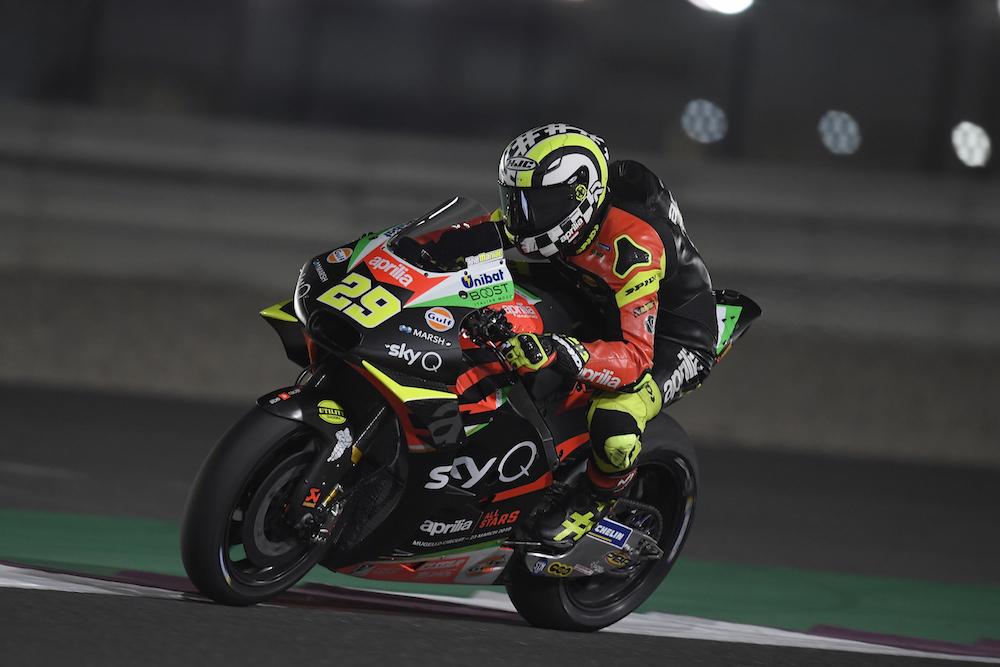 SI CHIUDONO A LOSAIL GLI ULTIMI TEST PRIMA DEL VIA DELLA STAGIONE MOTOGP - Gresini Racing