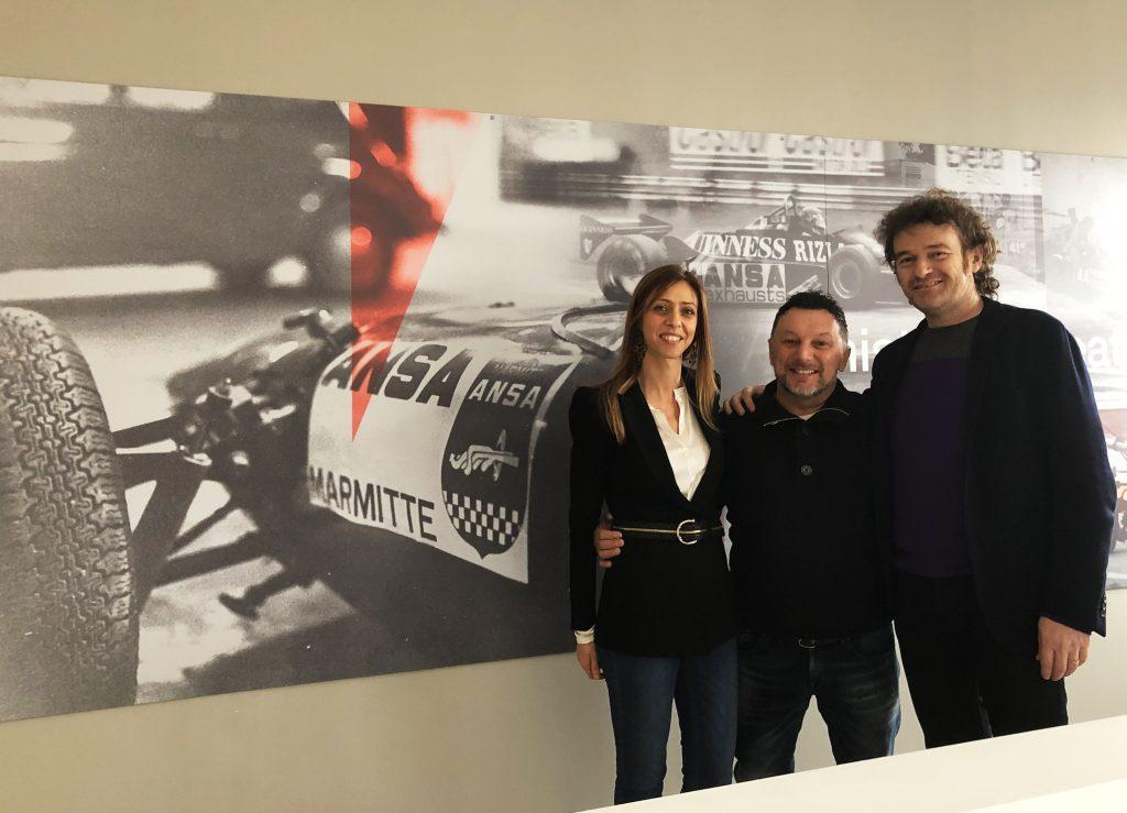 IL GRESINI JUNIOR TEAM CONTERÀ SU ANSA TECH NEL 2019 - Gresini Racing
