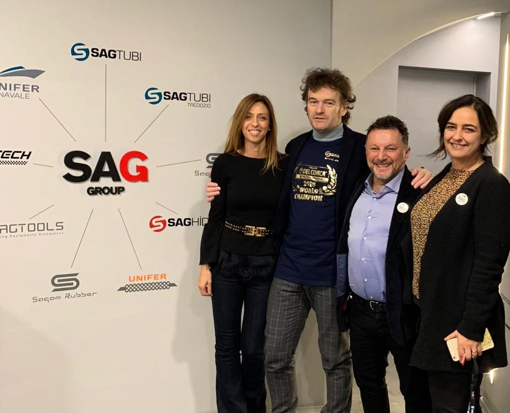 Sag Tubi e Gresini Racing alla prova del 9 - Gresini Racing
