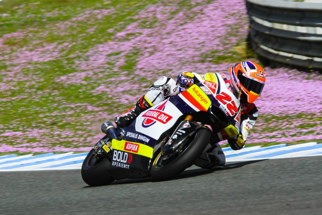 ANOTHER POSITIVE TEST FOR LOWES AT JEREZ - Gresini Racing