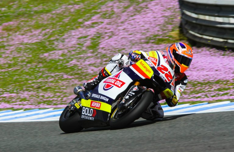 ANOTHER POSITIVE TEST FOR LOWES AT JEREZ