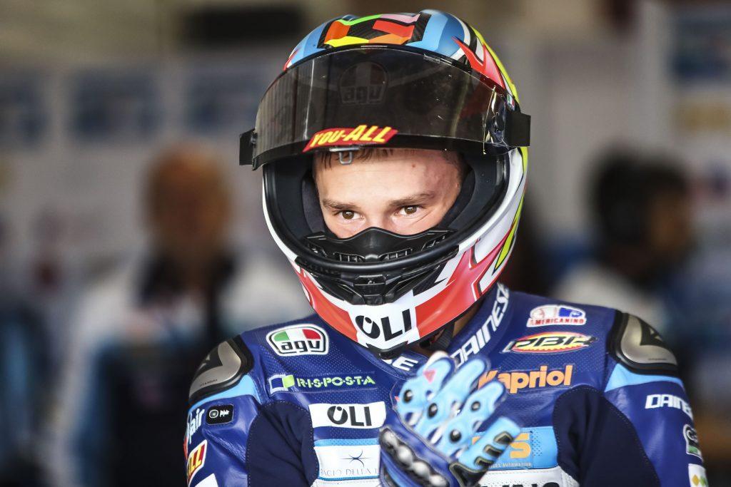 VENERDÌ POSITIVO A TERMAS: RODRIGO SUBITO 4º, ROSSI IN PROGRESSIONE - Gresini Racing