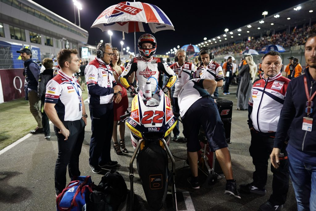 #QATARGP: TOP6 PER LOWES NELLA PRIMA STAGIONALE    - Gresini Racing