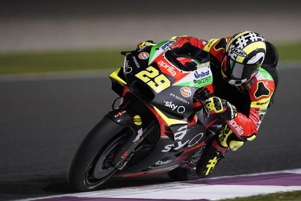 PARTE LA MOTOGP 2019 - Gresini Racing