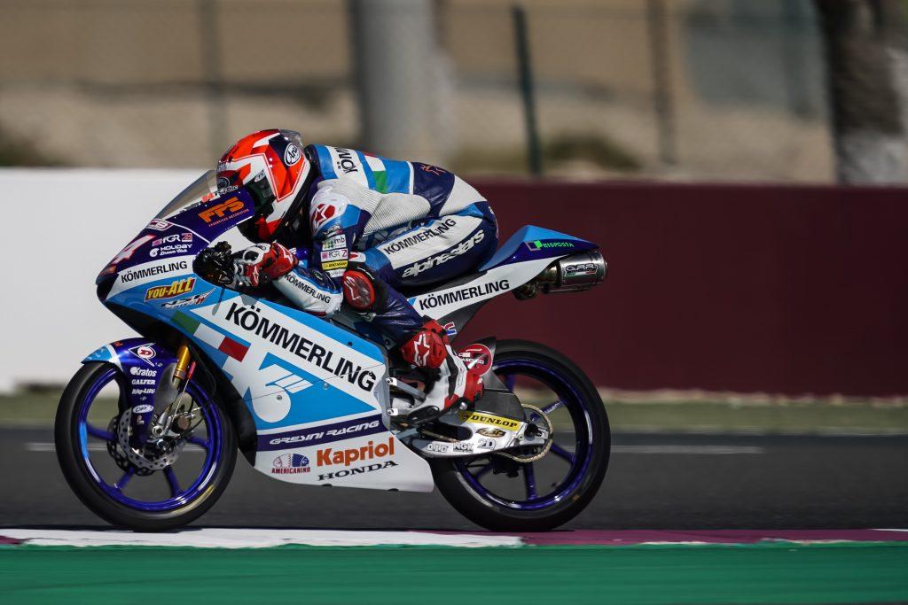 LA STAGIONE DEL TEAM KOMMERLING GRESINI MOTO3 FINALMENTE AL VIA - Gresini Racing