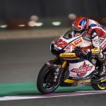 LOWES CHARGED UP AFTER QUALIFYING ON ROW TWO AT LOSAIL