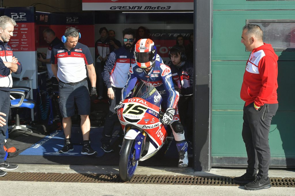 IL JUNIOR TEAM TOTAL GRESINI PRONTO PER IL SECONDO ROUND STAGIONALE - Gresini Racing