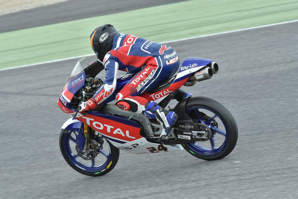 GARA1 DA DIMENTICARE PER IL JUNIOR TEAM AL MUGELLO - Gresini Racing