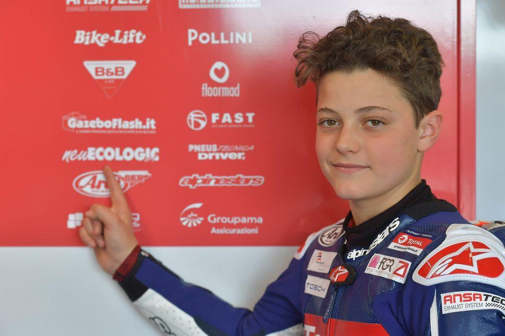 NEW ECOLOGIC SRL NUOVO PARTNER DEL GRESINI RACING JUNIOR TEAM - Gresini Racing