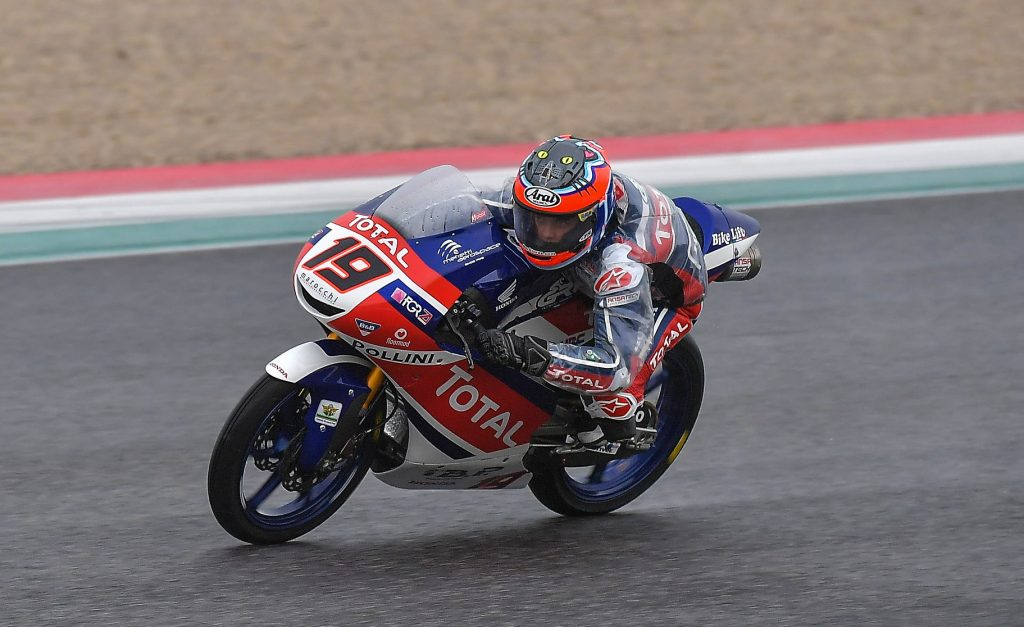 TOP10 PER LUCA GRESINI AL MUGELLO, OUT MOROSI    - Gresini Racing