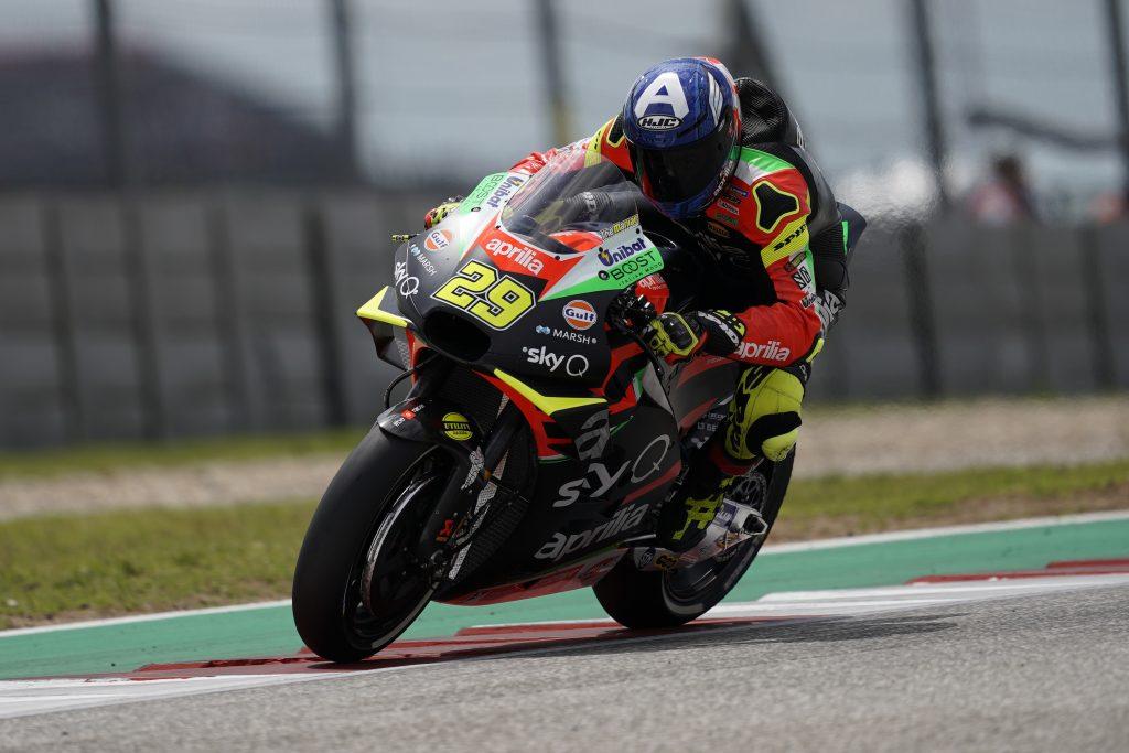 APRILIA KEEN TO GROW QUICKLY, THREE RS-GP BIKES TO RACE IN JEREZ - Gresini Racing