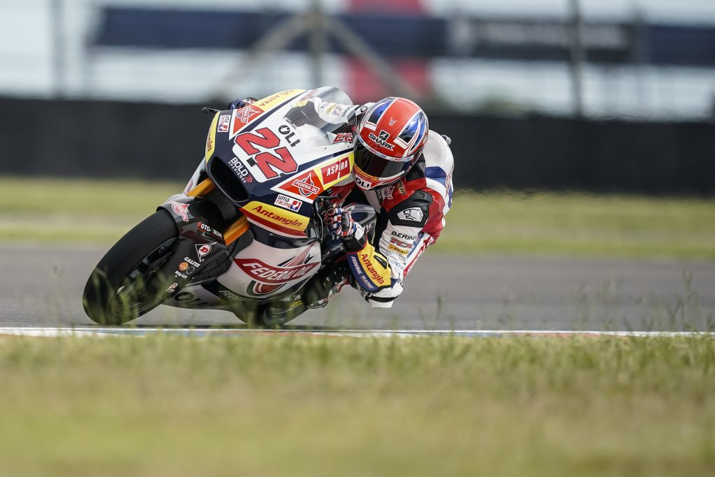 AD AUSTIN LOWES IN CERCA DI RISCATTO    - Gresini Racing
