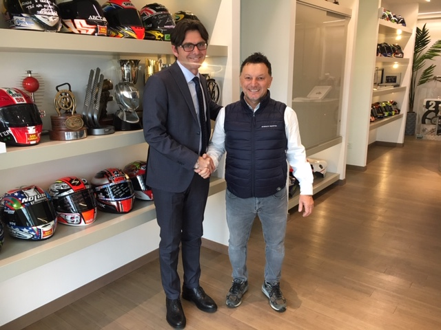 ICEL JOINS MOTOE GRESINI PROJECT    - Gresini Racing