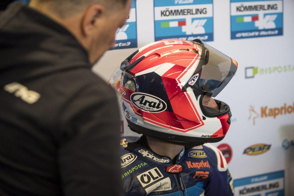 RODRIGO TROVA LA Q2 PROVVISORIA, ROSSI STUDIA SUL COTA - Gresini Racing
