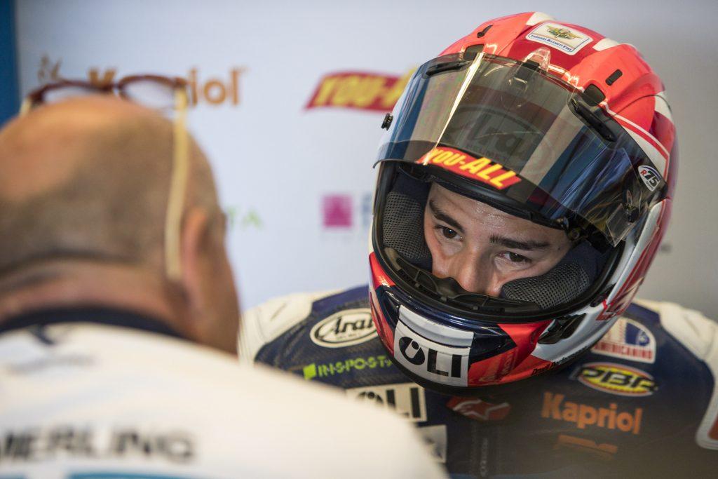 SI APRE LA STAGIONE EUROPEA PER IL TEAM KÖMMERLING GRESINI MOTO3   - Gresini Racing