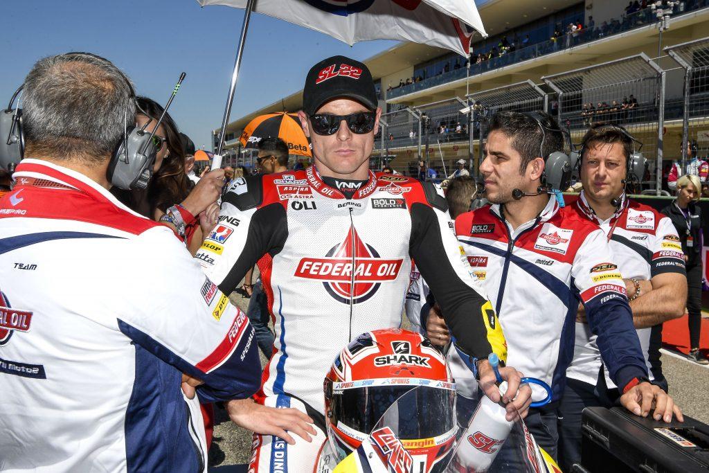 """LOWES IN TEXAS: """"NON LA MIA MIGLIOR GARA"""" - Gresini Racing"""