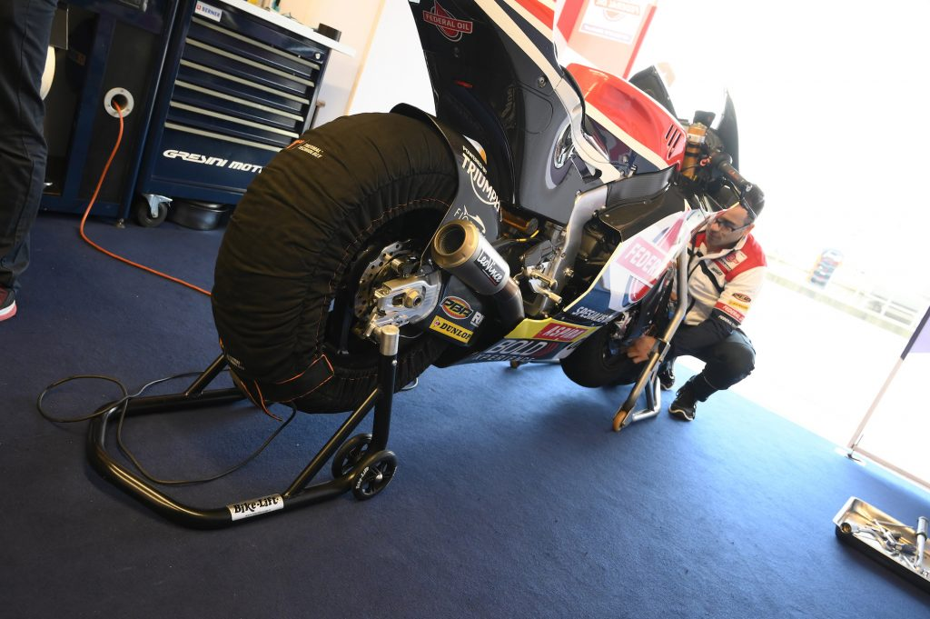 BIKE-LIFT EUROPE E GRESINI RACING, ALTRA STAGIONE INSIEME - Gresini Racing