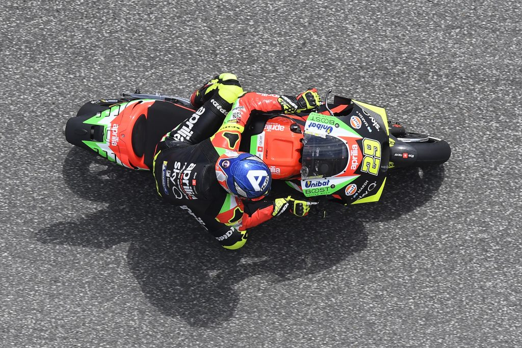 DUE APRILIA IN SESTA FILA NEL GP OF THE AMERICAS - Gresini Racing