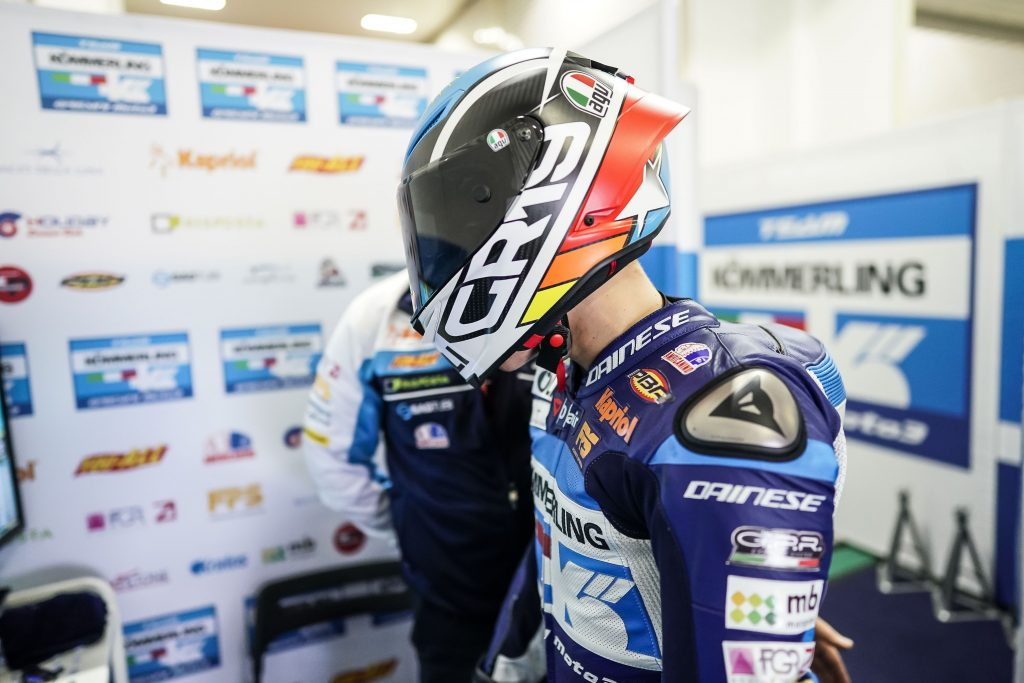 IL TEAM KÖMMERLING GRESINI PREPARATO PER L'#AMERICASGP   - Gresini Racing