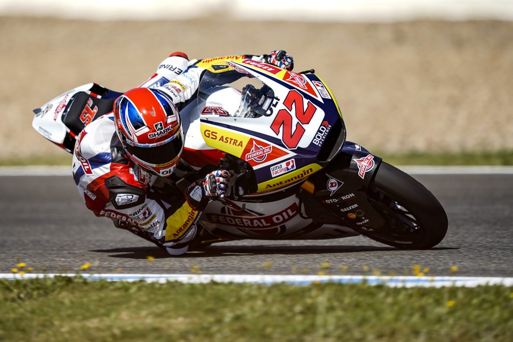 LOWES CARICO PER IL #FRENCHGP - Gresini Racing