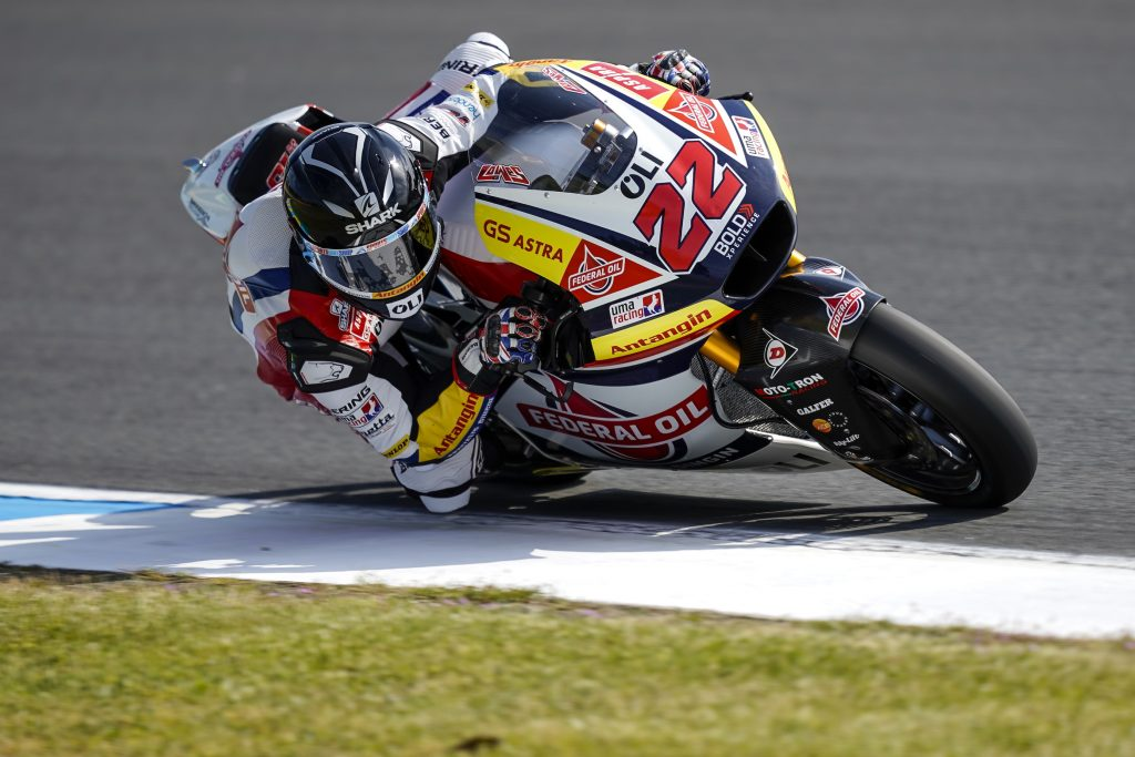 LOWES RIPARTE DAL MUGELLO - Gresini Racing