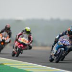 RODRIGO MISSES OUT ON FRENCH PODIUM AS ROSSI IS OUT AFTER FEW LAPS